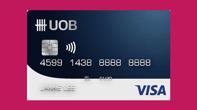 UOB Visa Classic Card