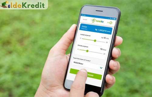 Cara Mengajukan Pinjaman Online Tunaiku