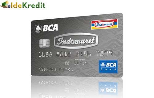 Fitur Kartu Kredit BCA Indomaret