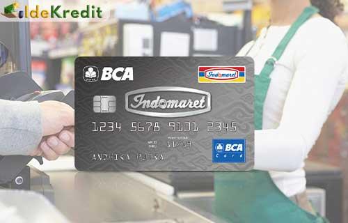 Kartu Kredit BCA Indomaret