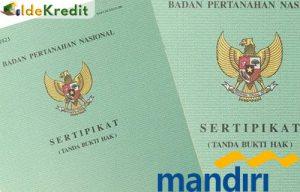 12 Pinjaman Bank Mandiri Jaminan Sertifikat Rumah Terbaik 2021