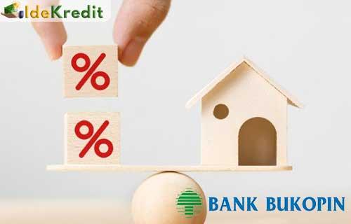 Suku Bunga KPR Bank Bukopin
