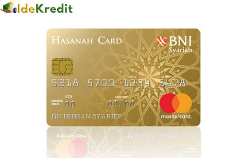 BNI iB Hasanah Card Gold