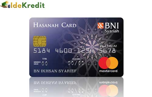 BNI iB Hasanah Card Platinum