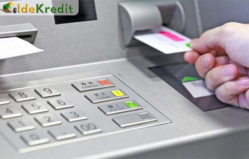 Bayar Angsuran Indomobil Finance Lewat ATM
