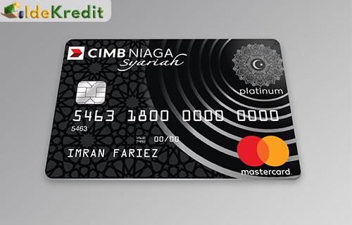 CIMB NIAGA Syariah Credit Card
