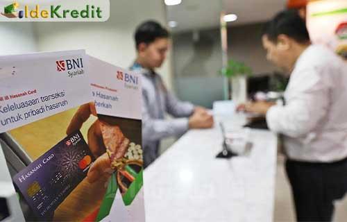 Cara Pengajuan Kartu Kredit BNI Syariah