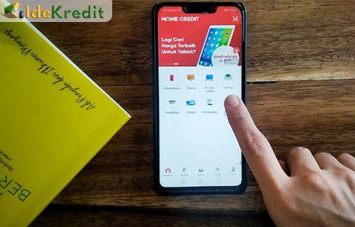 DONA Home Credit Pembiayaan