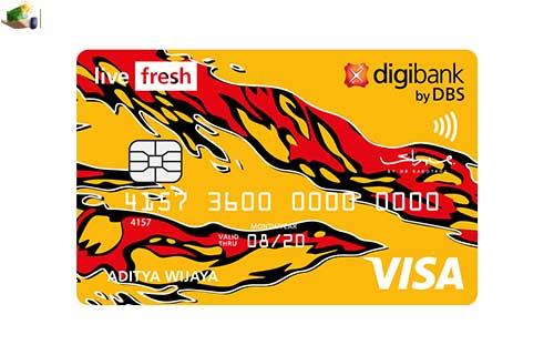 Digibank Live Fresh