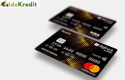 Digibank Visa Infinite Digibank Mastercard Black