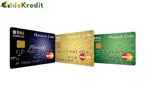 Fitur BNI iB Hasanah Card