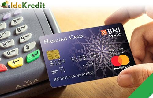 Kartu Kredit BNI Syariah