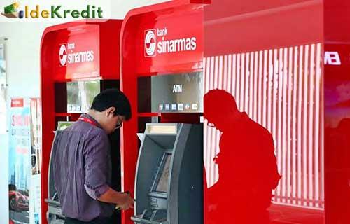 Pembayaran Angsuran Via ATM