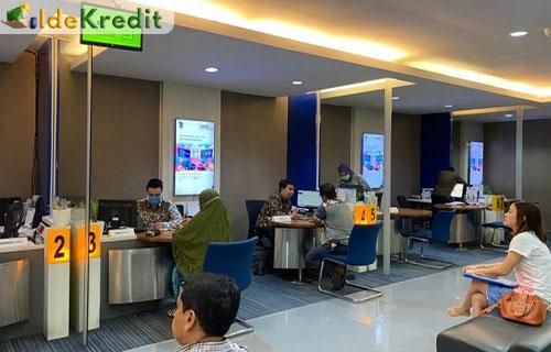 Pengajuan Kartu Kredit Mandiri di Kantor Cabang Mandiri