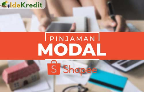 Pinjaman Modal Shopee
