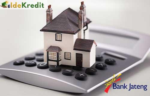 Simulasi KPR Bank Jateng