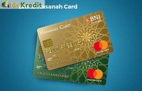 Syarat Pengajuan BNI iB Hasanah Card