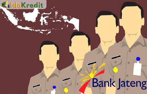Tabel Pinjaman PNS Bank Jateng 1