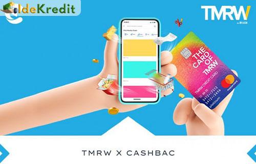 Biaya Kartu Kredit TMRW UOB 1