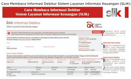 Informasi Hasil Debitur
