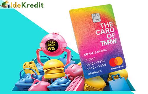 Kartu Kredit TMRW