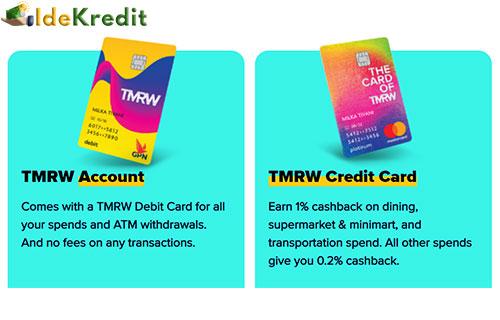 Keunggulan Kartu Kredit UOB TMRW