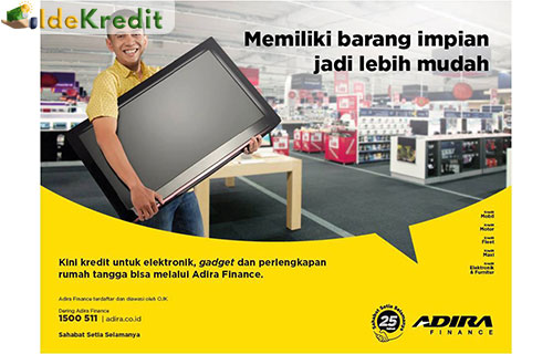 Keunggulan Kredit Barang Adira Finance