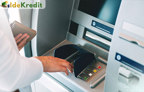 Mengatasi Lupa PIN Kartu Kredit Mandiri Lewat ATM