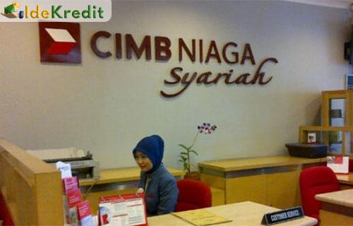 Pengajuan Kartu Kredit CIMB Niaga Syariah