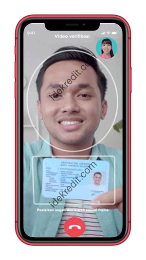 Video Call Verifikasi