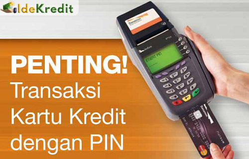 Aktivasi PIN Kartu Kredit Danamon