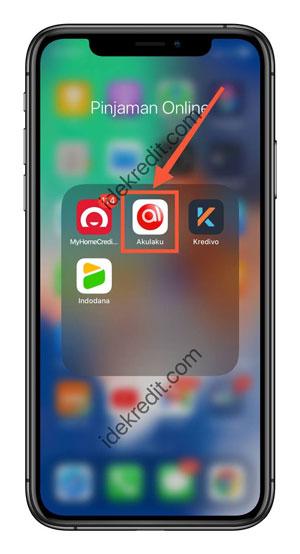 Buka Aplikasi Akulaku 1