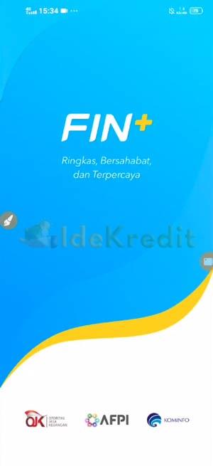 Buka Aplikasi Finplus