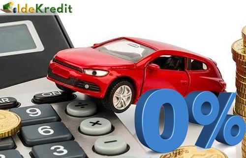 Cara Kredit Kendaraan Bermotor DP 0