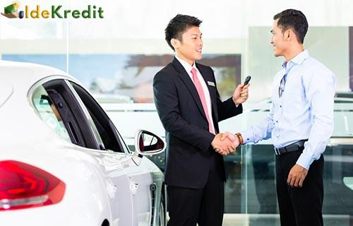 Cara Kredit Mobil Motor DP 0