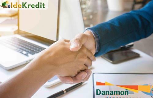 Cara Pengajuan Pinjaman Bank Danamon