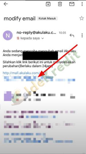 Cek Email di Alamat Email Baru