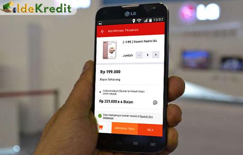 Informasi Mengenai Uang Muka Metode Cicilan dengan Limit Kredit