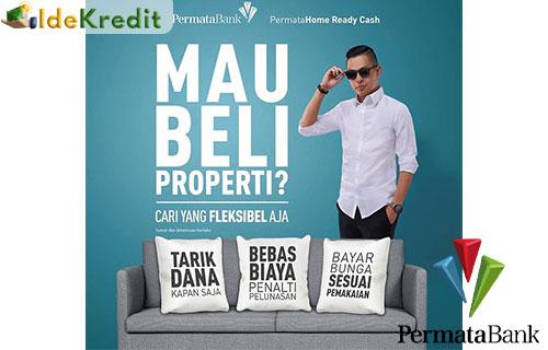 KPR Permata Bank Home Ready Cash