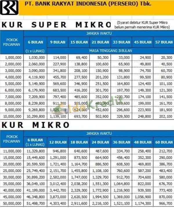 KUR BRI Super Mikro