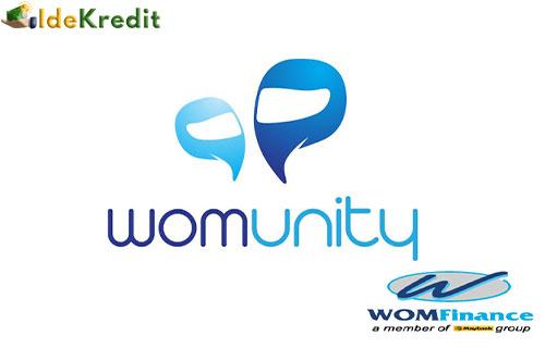 Mengecek Angsuran WOM Lewat Aplikasi MyWomunity