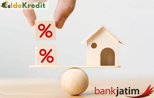 Suku Bunga KPR Bank Jatim