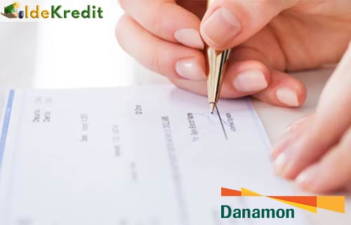 Syarat Pengajuan Pinjaman Bank Danamon