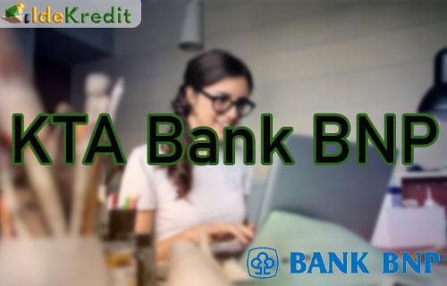 Tabel Angsuran KTA Bank BNP