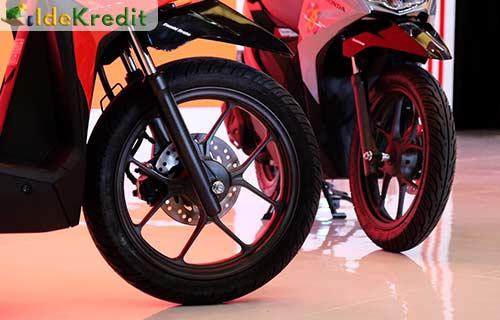Cara Beli Motor Menggunakan Kartu Kredit Cicilan 0