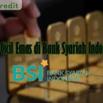 Cara Cicil Emas di Bank Syariah Indonesia