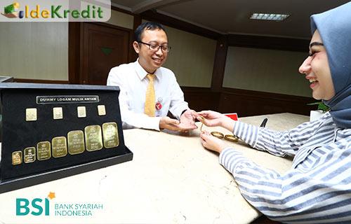 Cara Pengajuan Cicil Emas Bank Syariah Indonesia