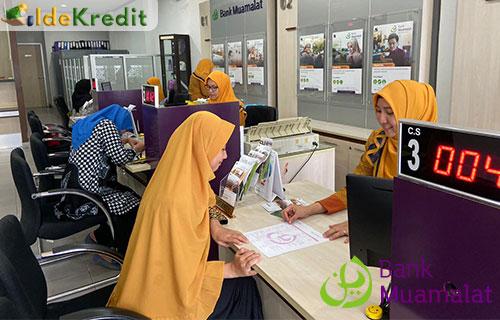 Cara Pengajuan KRP iB Bank Muamalat