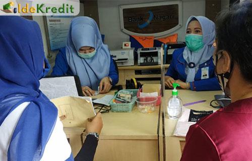 Cara Pengajuan KUR Bank Nagari Super Mikro