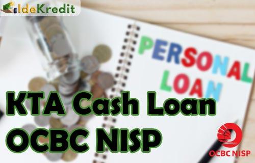KTA Cash Loan OCBC NISP